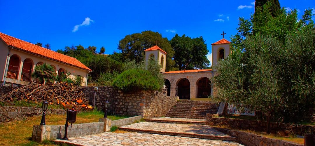 Монастырь Дайбабе