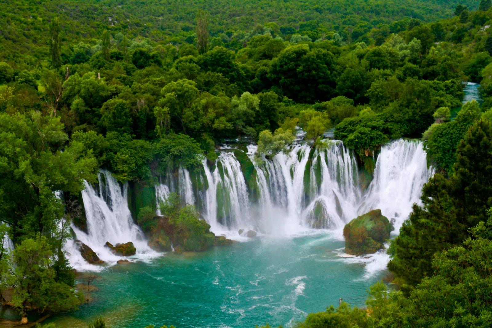 Кравице водопад